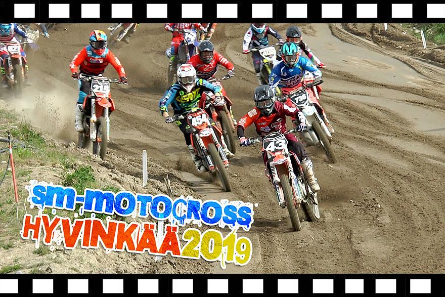 buy online 767e7 f8a36 2019 SM Motocross, Hyvinkää